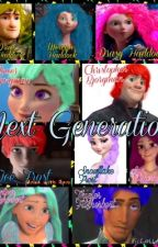 The big 8: Next Generation by knlynndlcrz