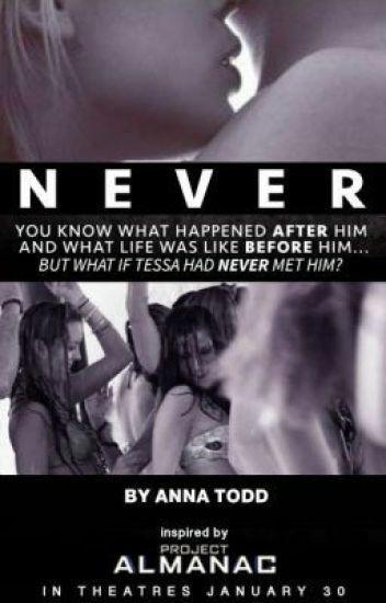 Never en Español (Anna Todd)