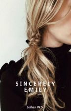 Sincerely, Emily ✓ by jayscitylights