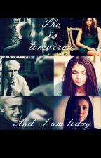 A girl fated to love Draco Malfoy by tatiaisbae