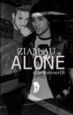 Alone ||Ziam/AU|| by Amaziamphan