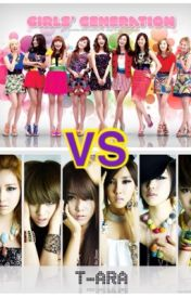 SNSD VS T-ara by Rethney