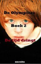 De Olympiërs - Boek 2: De tijd dringt by Xnoukhx