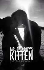 Mr. Bad Boy's Kitten by DaynaBeagle