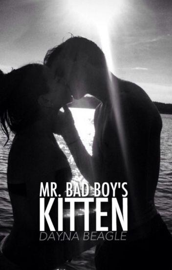 Mr. Bad Boy's Kitten