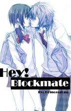 Hey! Blockmate - On Hold by y_moonchild