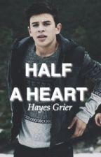 Half a heart   H.G. by isaob_