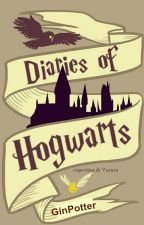 Diaries of Hogwarts || Harry Potter || by GinPotter