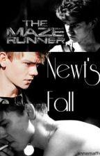 The Maze Runner: Newt's Fall by annemaffs