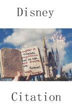 Disney Citation by MoonEmo