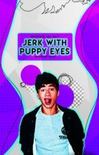 Jerk with puppy eyes - calum hood by leh_mayy