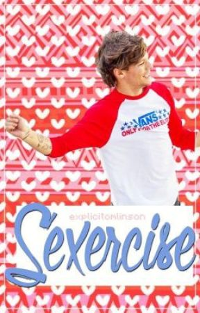 sexercise » louis tomlinson [PL] ✓ by lukeyismyhero