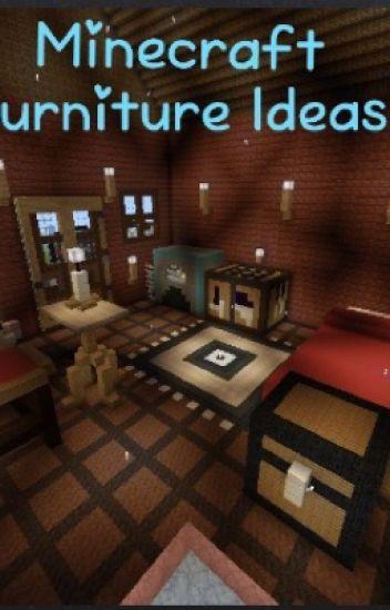 Minecraft Furniture Ideas Rock With It Wattpad