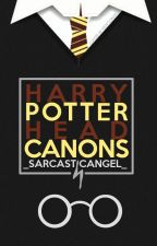 Harry Potter Headcanons (Jily, Hinny, Marauders, and much more) by SarcasticallyGenuine