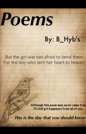 Poems Alone Wattpad