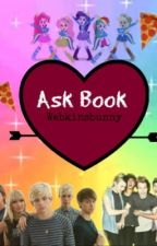 Ask Book by webkinzbunny