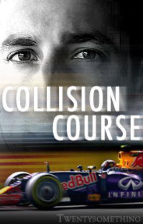 Collision Course (A Daniel Ricciardo fanfic) by Twentysomething