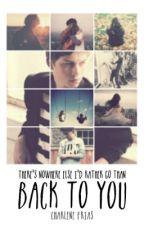 Back To You | Ricky Garcia by loveknots-