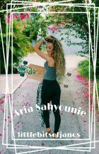 Aria Sahyounie [ON HOLD] by littlebitsofjanos