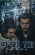 I see you ||Harry Styles|| by xWangPuppyx