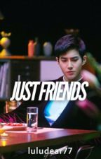 Just Friends; Kim Joonmyeon by luludear77
