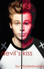 devil's kiss || lashton by tr0ubledwaters
