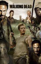 Walking dead: Daryl Dixon: love story by devil1234567