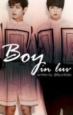 Bογ ιη lονε by ByunNabi