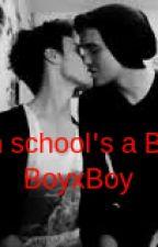 High School's a Bitch(Boyxboy) by RonaldRudolph