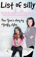 List of silly resolutions » h.s. au by firefly_styles