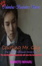 Courting Mr. Gay: The Story of Nathaniel Horace Kim, Colombus Bachelor Series by AkimotoMiharu