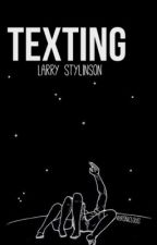 Texting | Larry Stylinson by ironiclouis