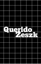 Querido Zeszk. (Wattys 2017) by xlAngelD
