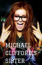 Michael Cliffords Sister by Sammmmi_