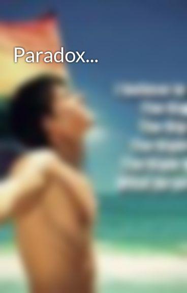 Paradox... by adoreabhijit