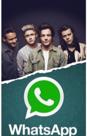One Direction Whats App ^-^ by 4_music_lover_4