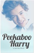 Peekaboo Harry • HS by jacalsainteworme