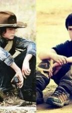 Forever Together ( Carl Grimes y tu ) by Pinkamena50