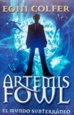 Artemis Fowl: El Mundo Subterráneo by CarlosAndrsHM