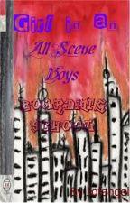 Girl In An All Scene Boys Boarding School by jofangel