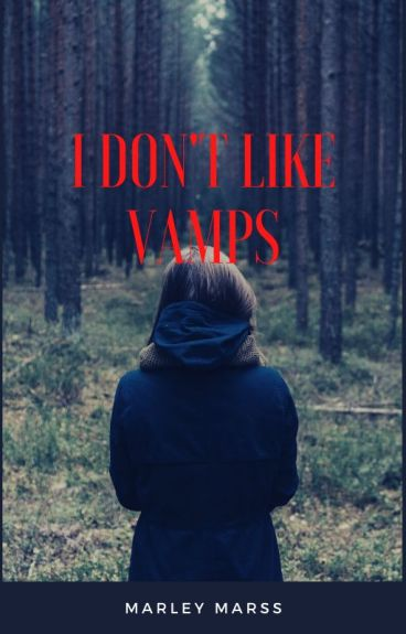 I Don't Like Vamps( Paul Lahote Love Story)