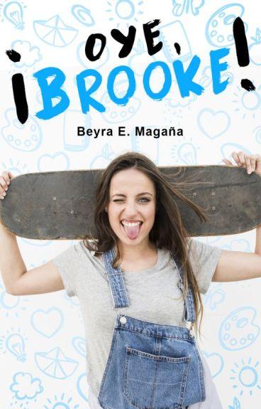 ¡Oye Brooke!  Libro 1 y libro 2 