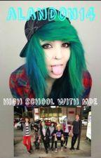 High School With My Digital Escape (Fan Fiction)  by alandon14