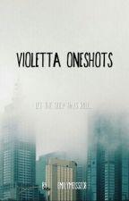 Violetta OneShots by EmilyMeisse08