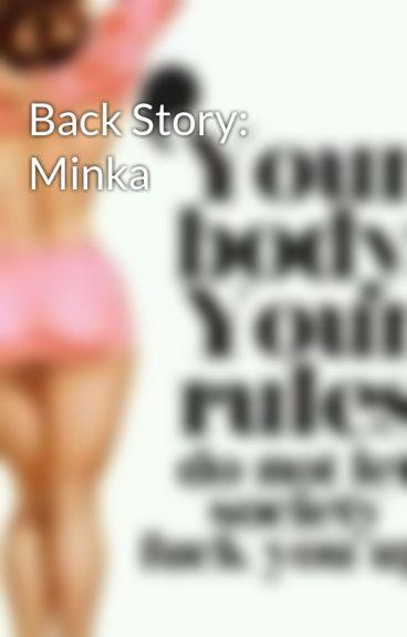 Back Story: Minka by Lion_Lamb