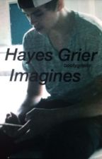 Hayes Grier Imagines by goshsammie
