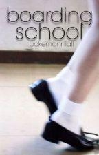Boarding School ➵ h.s au(italian translation) by ffckseles