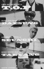 BigBang One Shots by yg_bb_gd_