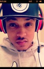 Rated X: August Alsina Imagines by MindlessMini