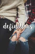 Definitions by selfportraits